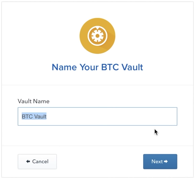 how to buy cryptocurrency name vault