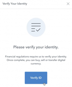 Buying cryptocurrency trader id