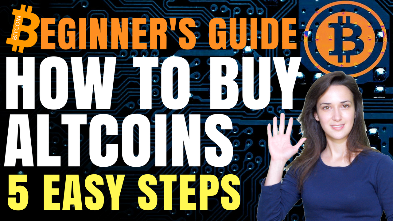 How to Buy Cryptocurrency for Beginners Pt 2