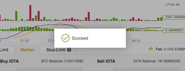 how to buy altcoins binance success