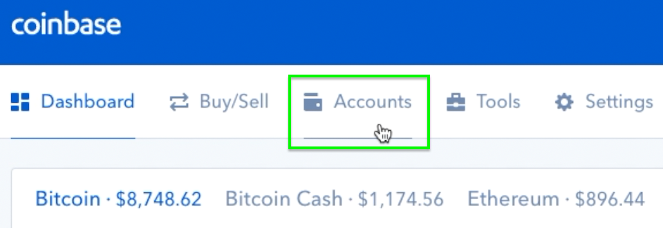 how to buy altcoins coinbase