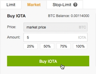 how to buy altcoins iota btc