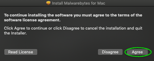 malwarebytes screen 4 agree